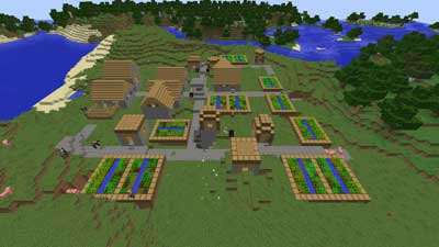 Minecraft Pocket Edition 1.7.0.7